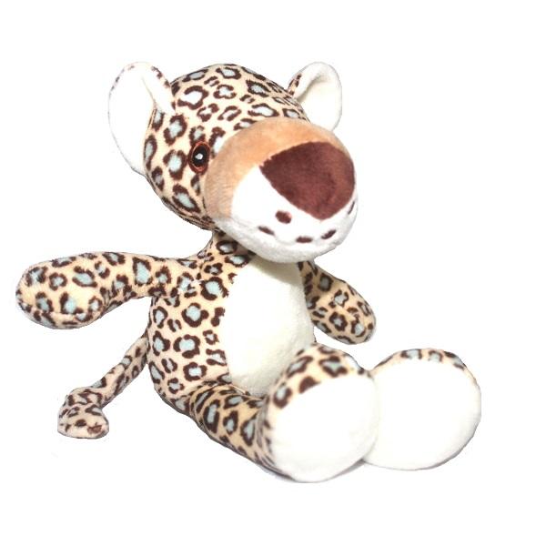 Brinquedo pelucia guepardo africa para caes