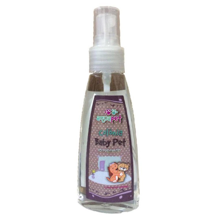 Colônia aquapet baby pet 100ml
