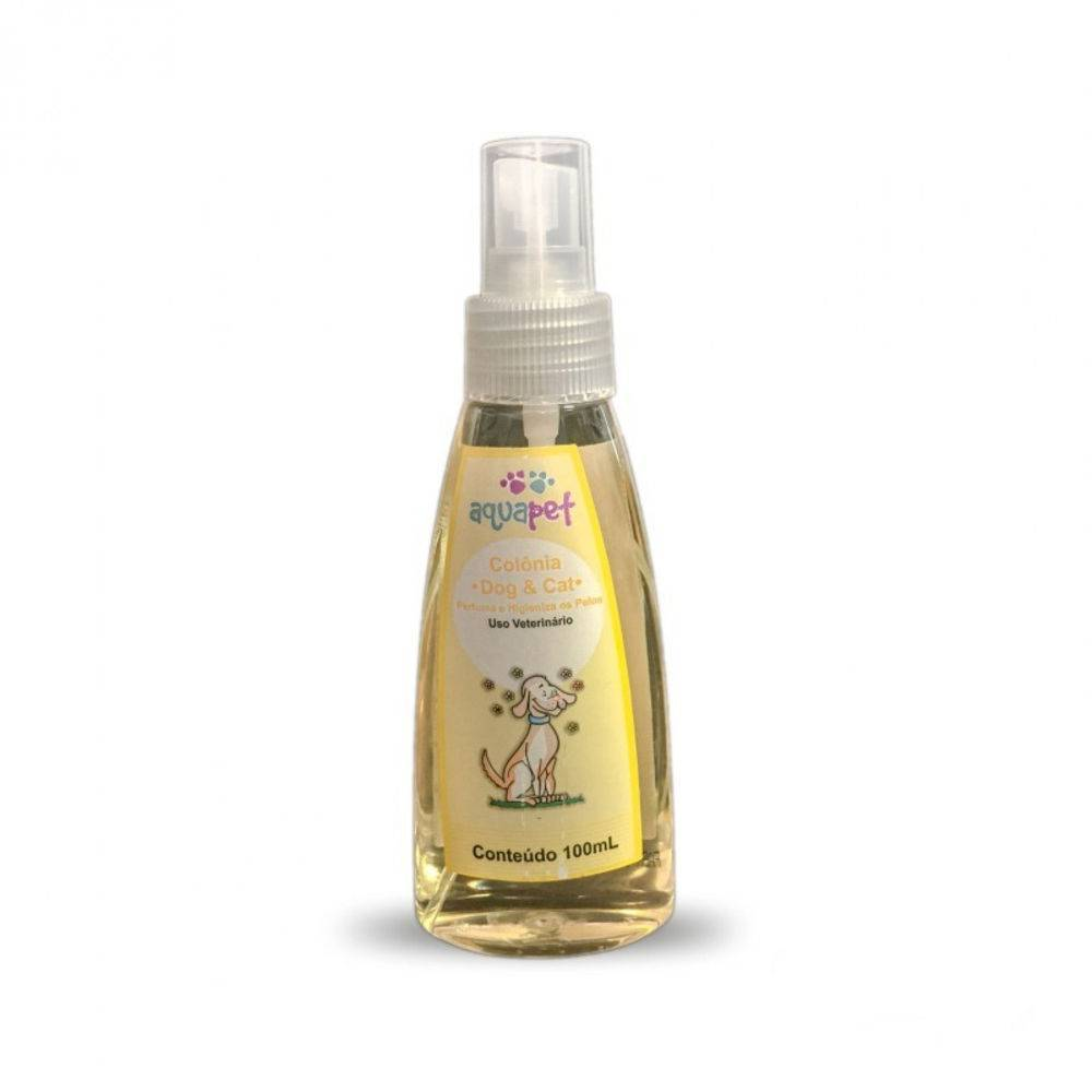 Colonia aquapet dog e cat 100ml