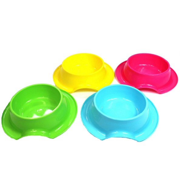 Comedouro de plastico antiformiga para caes