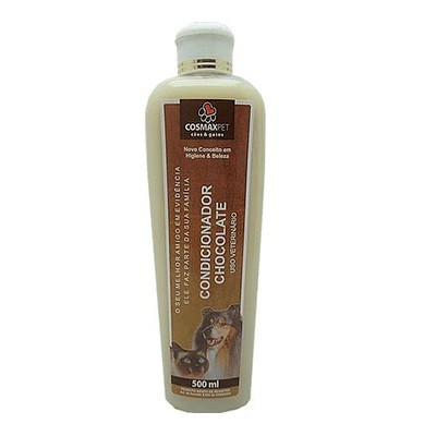 Condicionador cosmax chocolate 500ml