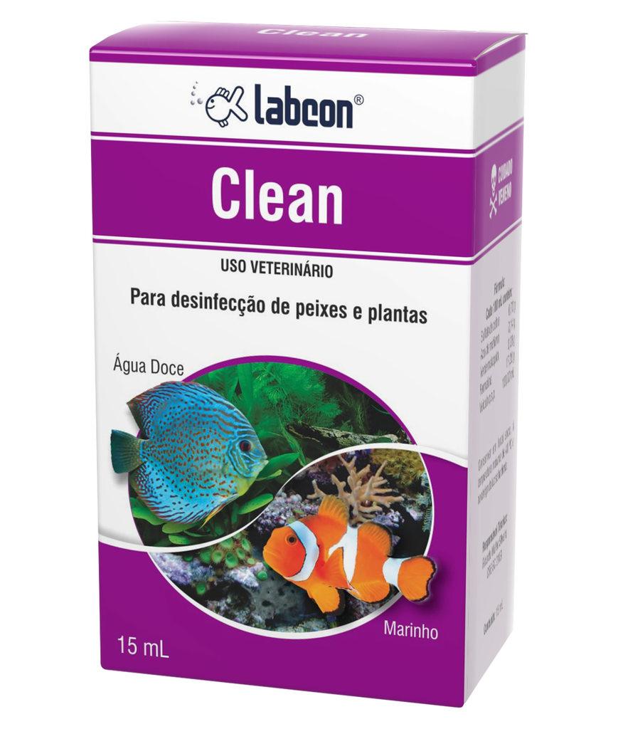 Condicionador de água labcon clean 15ml