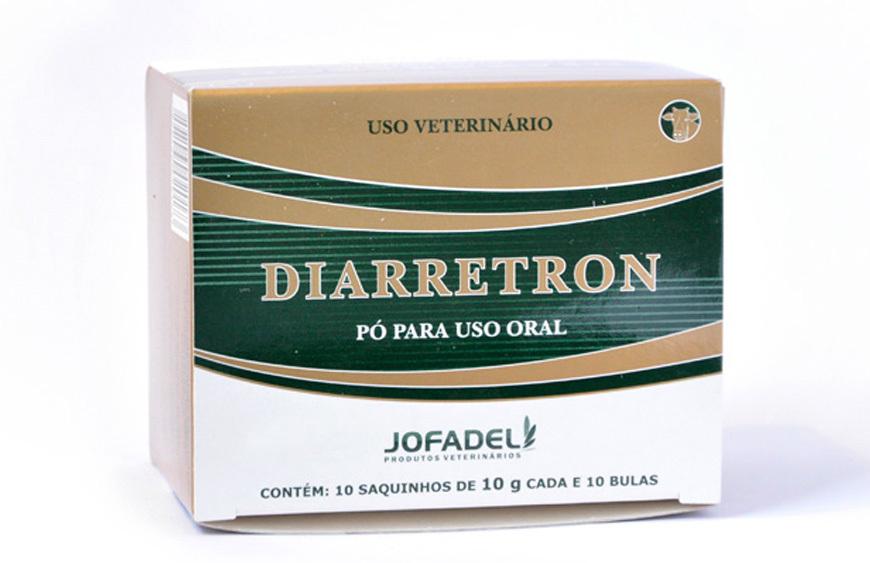 Diarretron pó 10 gr. jofadel