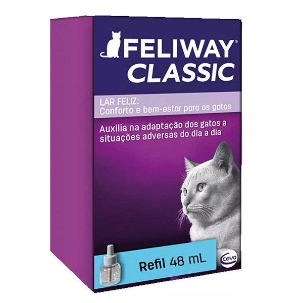 Educador ceva feliway classic refil 48ml