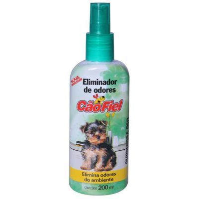 Eliminador de odores cao fiel spray 200ml