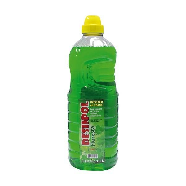 Eliminador de odores ecovet desinpol florestal 2L