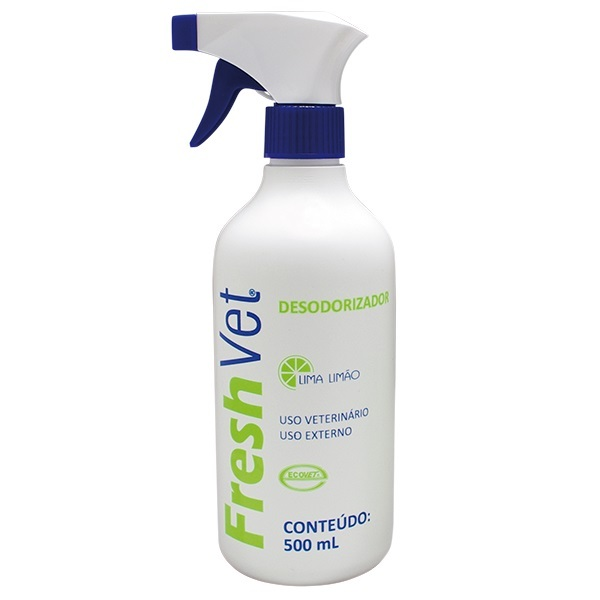 Eliminador de odores ecovet fresh vet 500ml