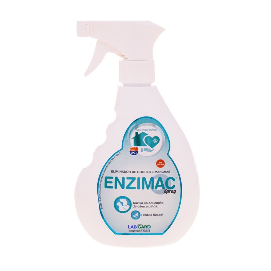 Eliminador de odores labgard enzimac spray 500ml