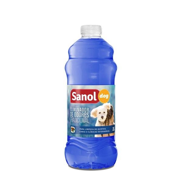 Eliminador de odores sanol tradicional 2L