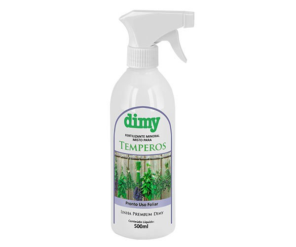 Fertilizante dimy para temperos 500ml