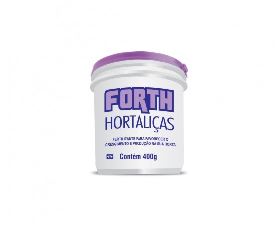 Fertilizante forth hortaliças 400g