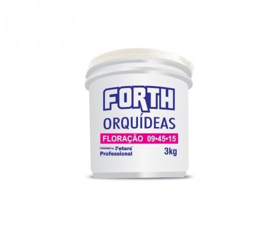 Fertilizante forth orquídea floração 09-45-15 400g