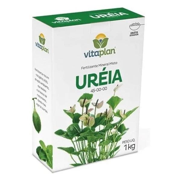 Fertilizante ureia 1kg Nutriplan