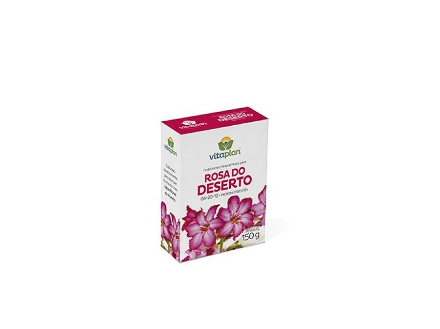Fertilizante vitaplan rosa do deserto 150g