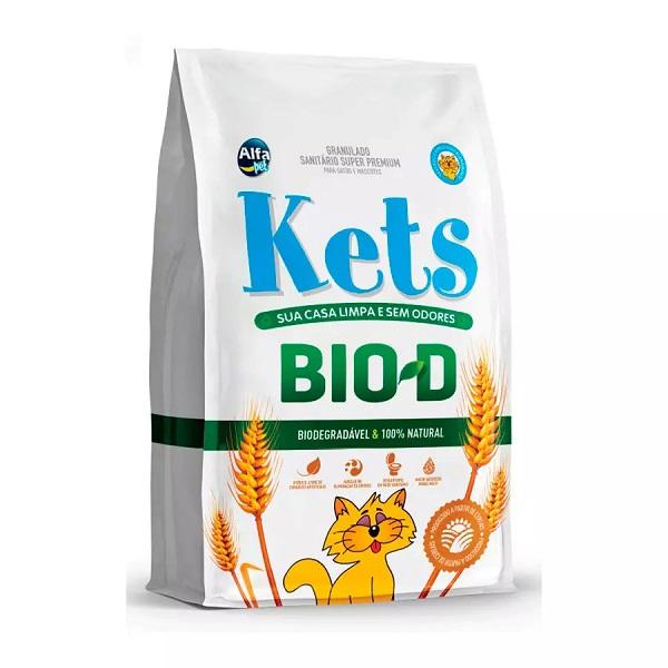 Granulado super premium bio d 3kg Kets