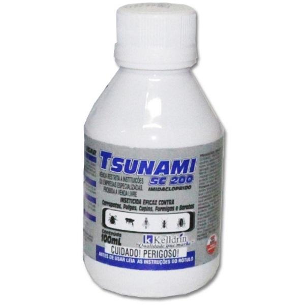 Inseticida kelldrin tsunami 100ml
