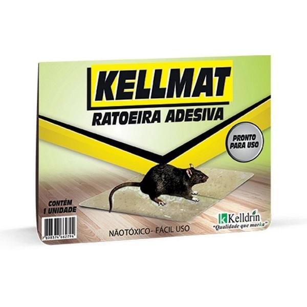 Kellmat ratoeira adesiva 1 unidade