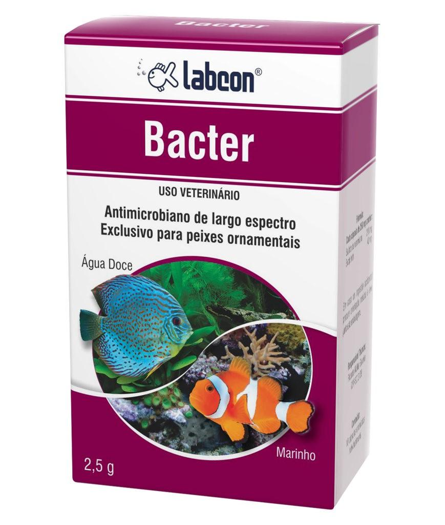 Medicamento labcon bacter 2.5g