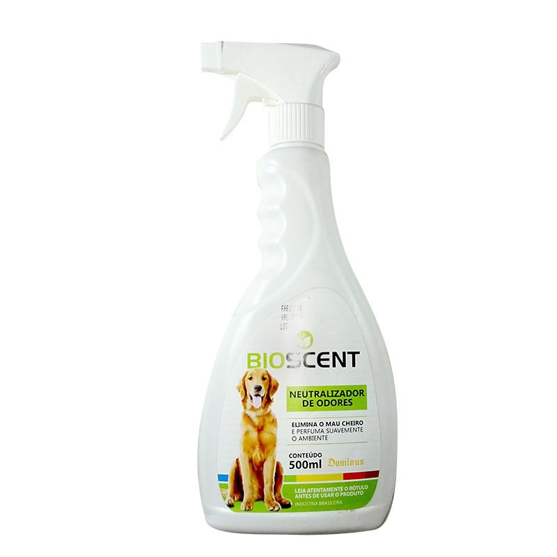 Neutralizador de odores bioscent 500ml