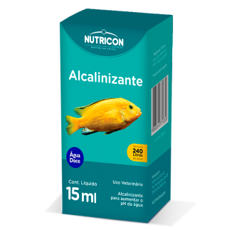 Nutricon alcalinizante 15ml