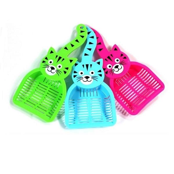 Pá higiênica para areia de gato BBB PET