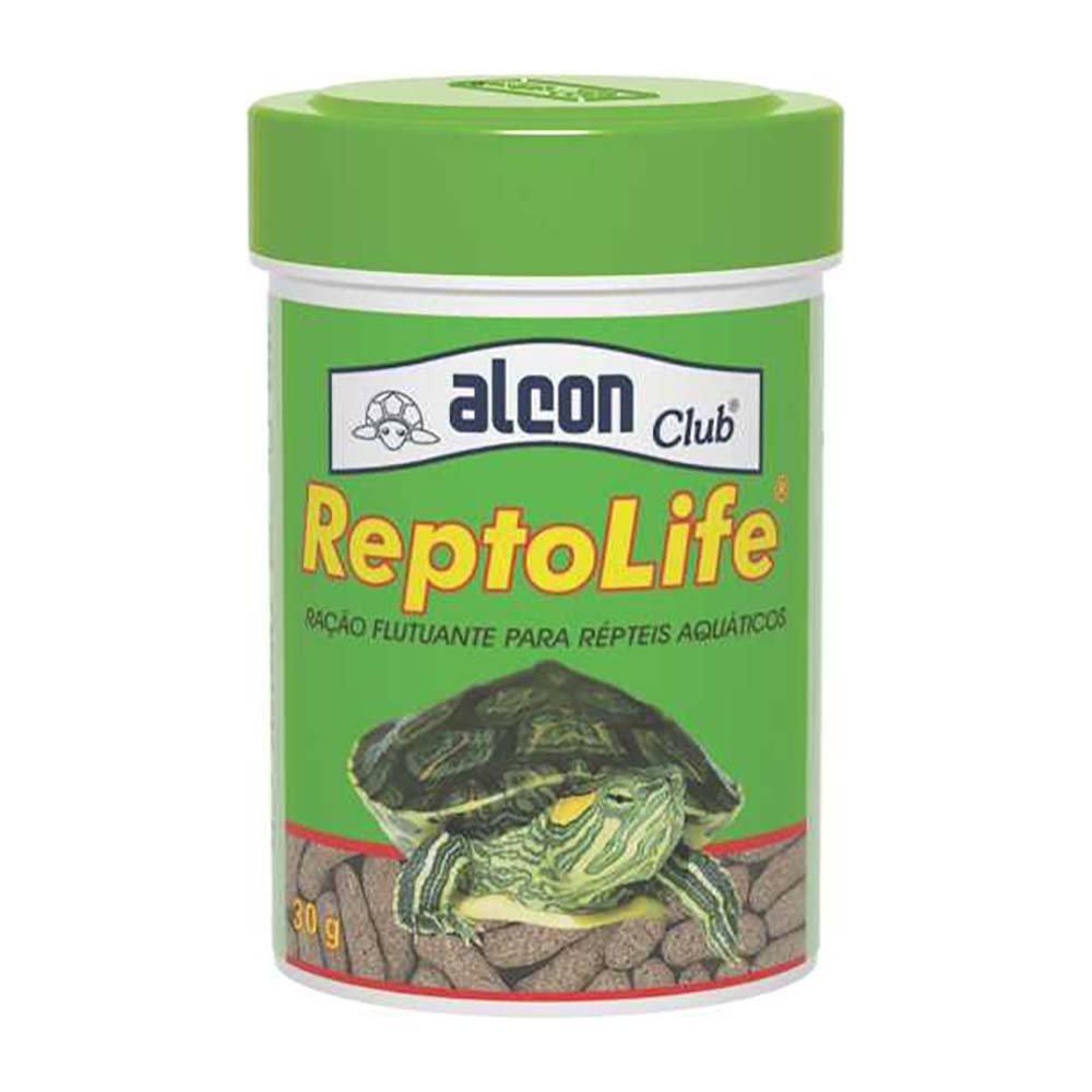 Ração alcon club reptolife