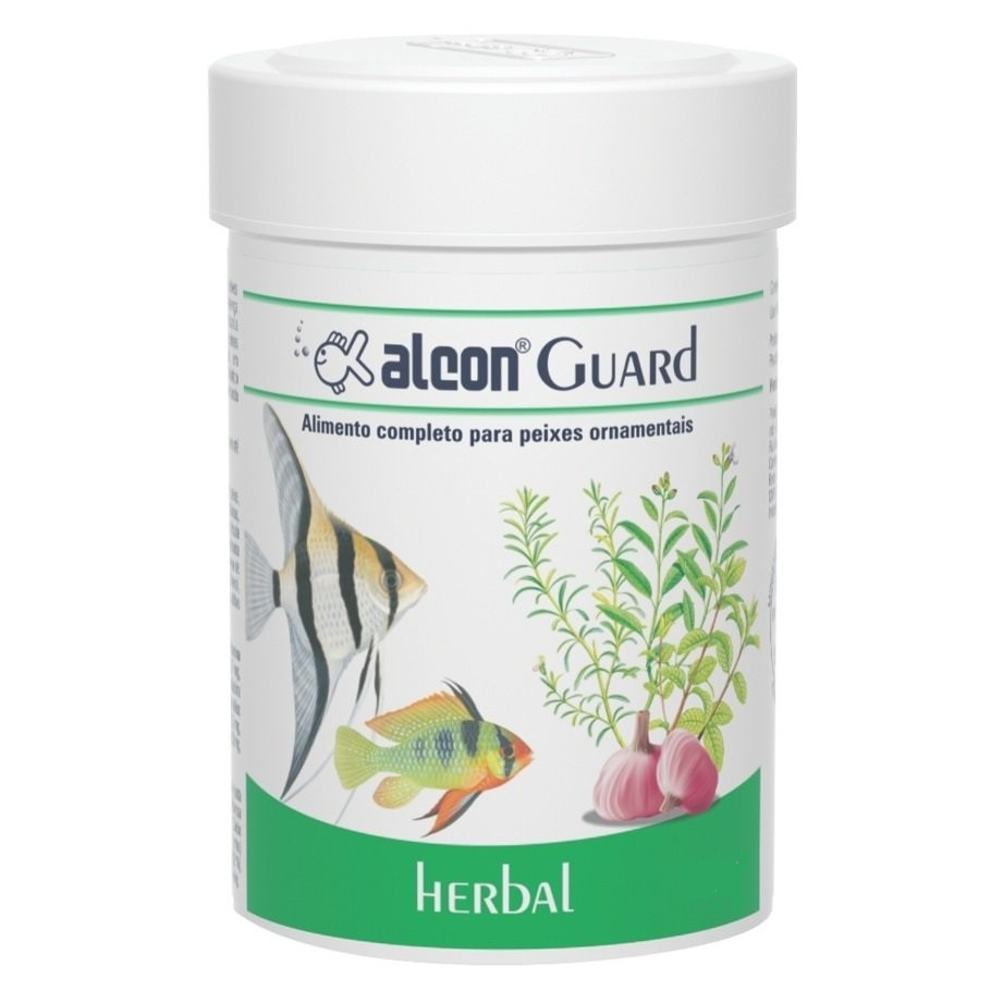 Ração alcon guard herbal