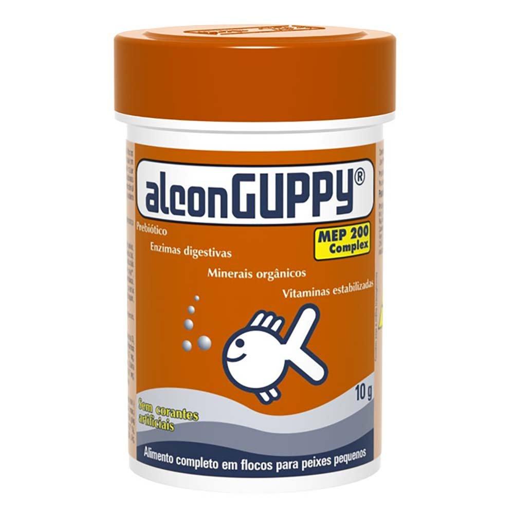 Ração alcon guppy 10g