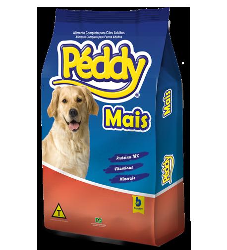 Ração brazilian foods peddy mais para cães