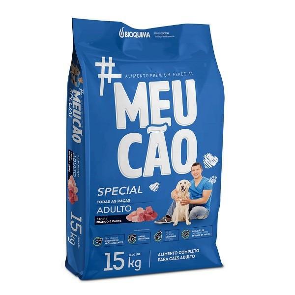 Ração Meu Cão Adulto Special Carne e Frango 15kg
