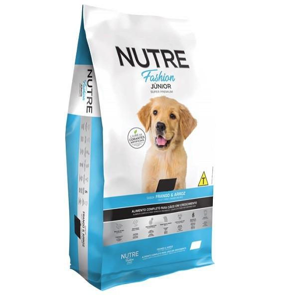 Ração Nutre Fashion Junior para Cães Filhotes