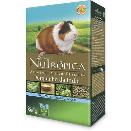 Ração nutrópica para porquinho da india 500g
