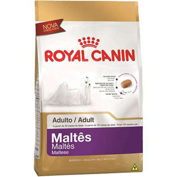 Ração royal canin cães adulto maltes 2.5kg
