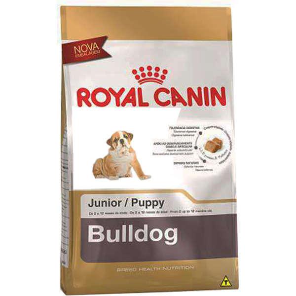 Ração royal canin cães filhote bulldog frances