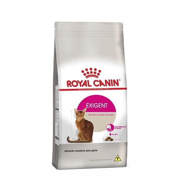 Ração Royal Canin Exigent para gatos