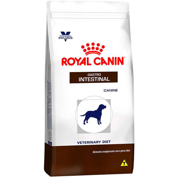 Ração royal canin veterinary cães gastro intestinal