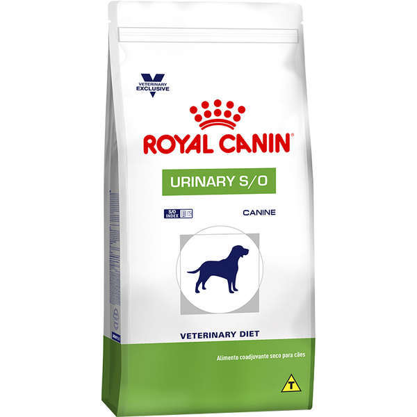 Ração royal canin veterinary cães urinary