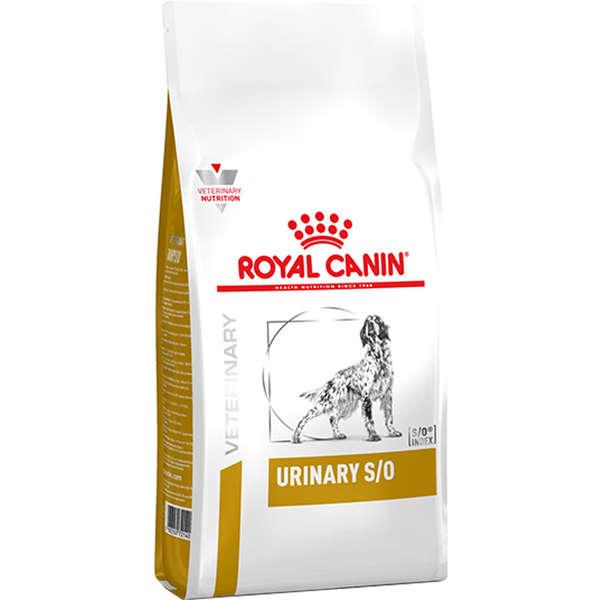 Ração royal canin veterinary cães urinary