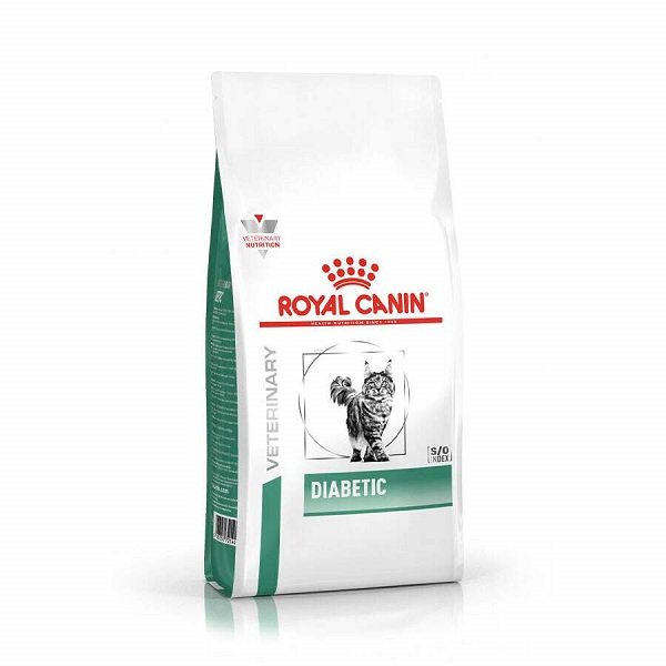 Ração royal canin veterinary gatos diabetic