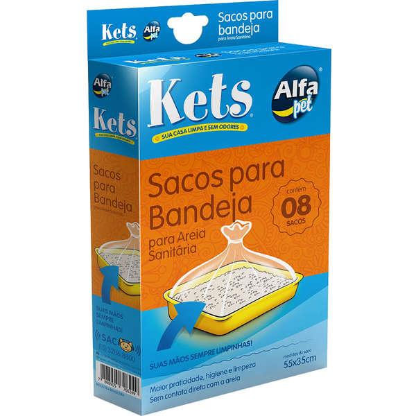 Saco para bandeja Kets