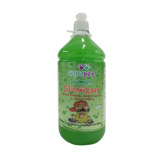 Shampoo antipulgas Aquapet 500ml