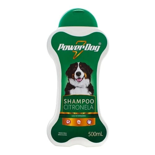Shampoo citronela PowerDog 500ml