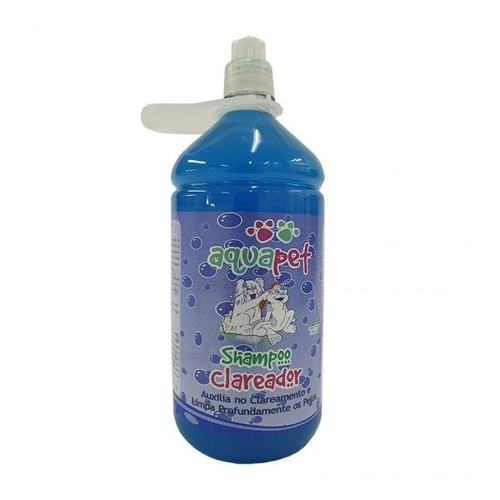 Shampoo clareador Aquapet 1L