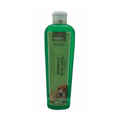 Shampoo cosmax aloe vera 500ml