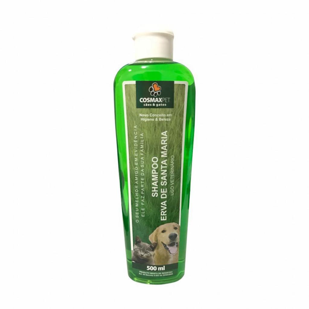 Shampoo cosmax erva sta maria 500ml