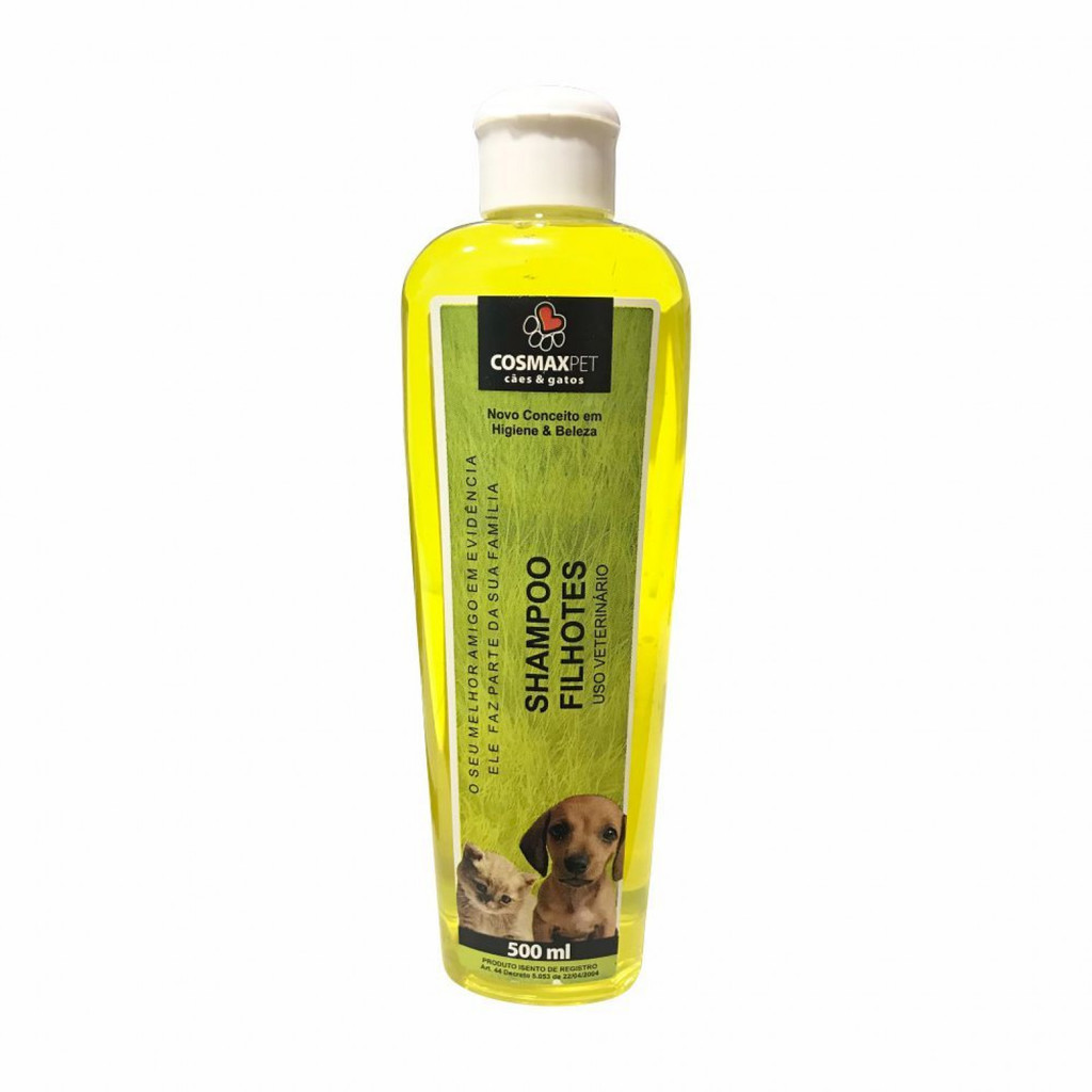 Shampoo cosmax filhotes 500ml