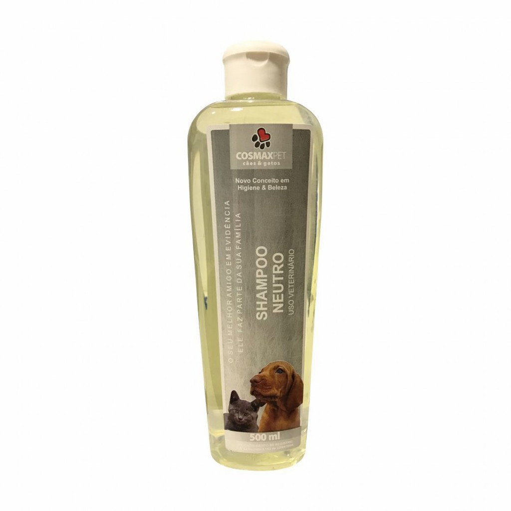 Shampoo cosmax neutro 500ml