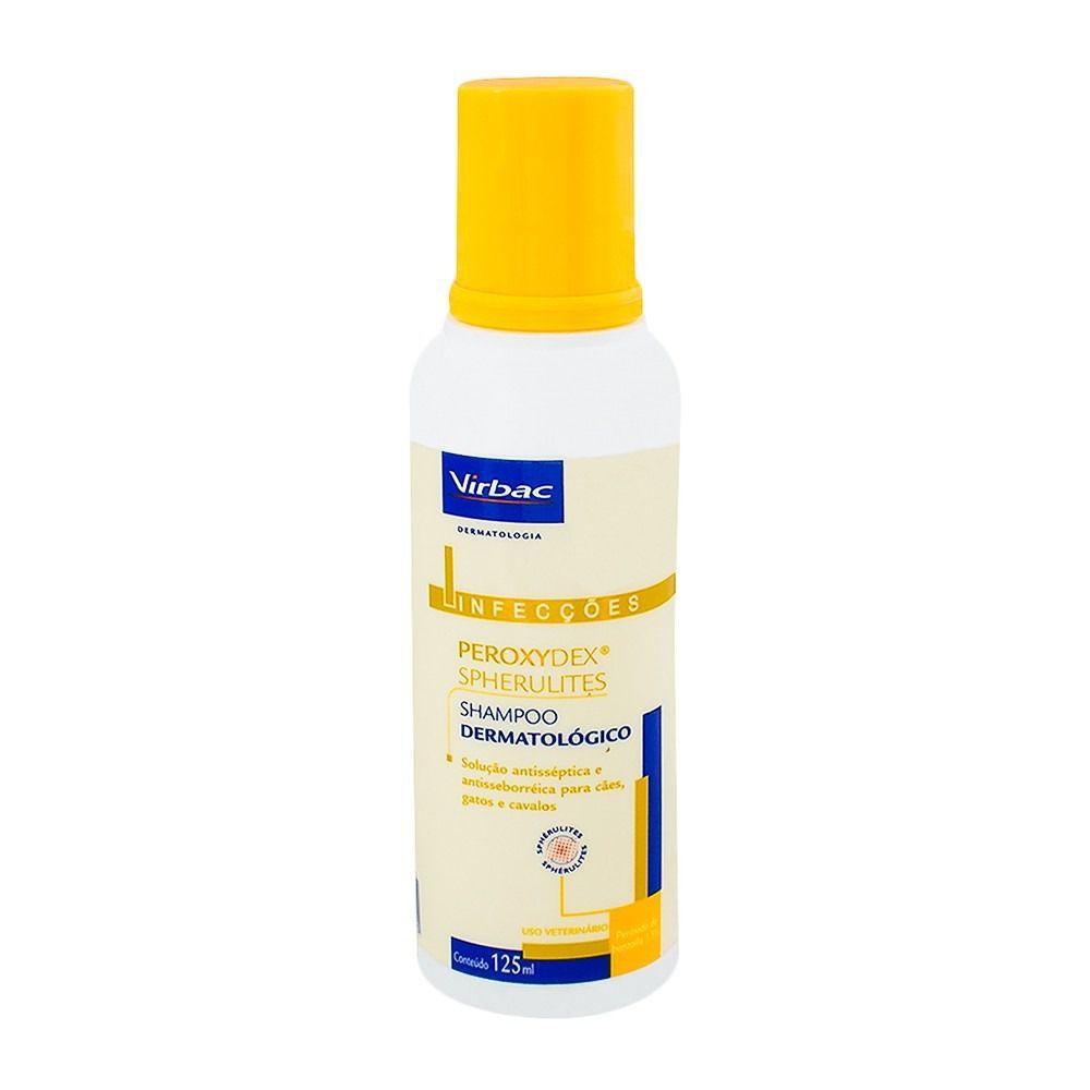 Shampoo Dermatólogico Virbac Peroxydex Spherulites