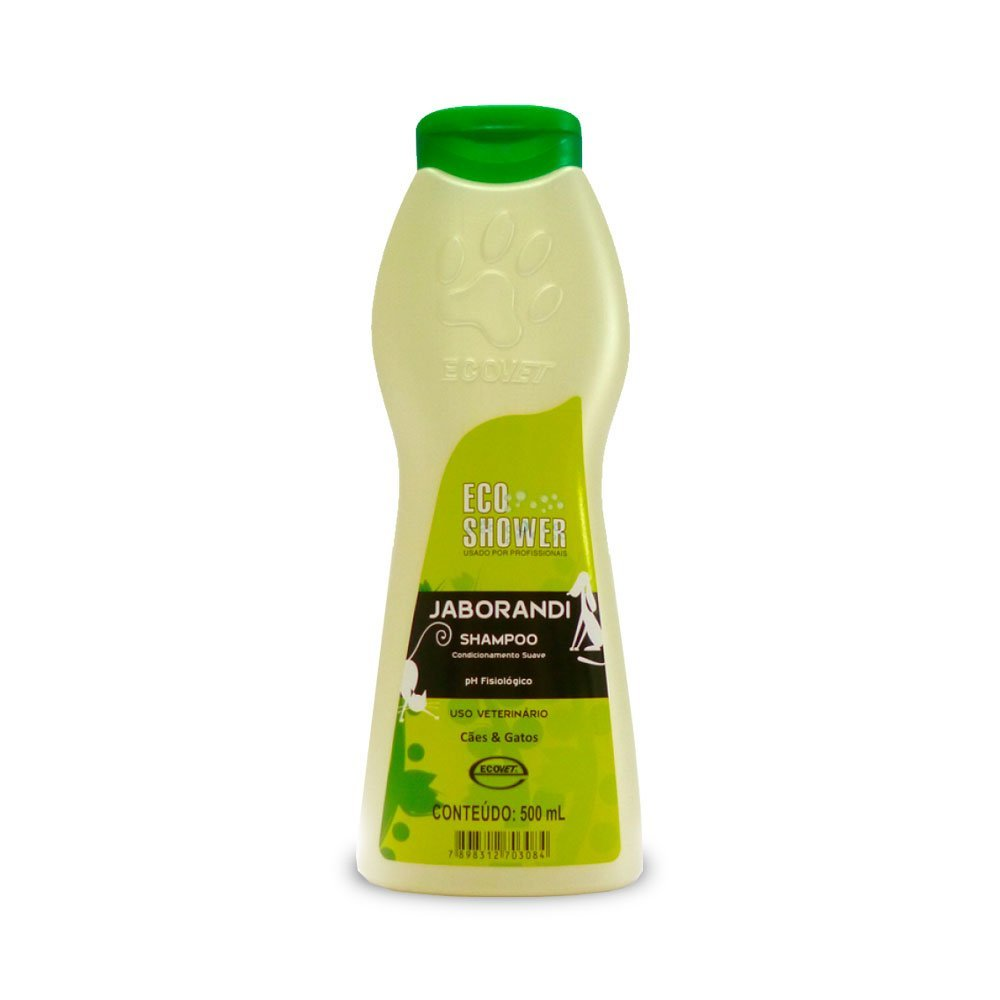 Shampoo eco shower jaborandi 500ml