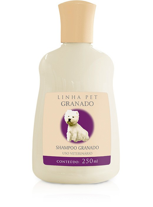 Shampoo granado pet silicone 250ml